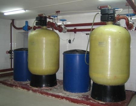 制衣洗衣软化水设备