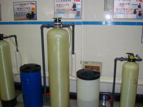 家用洗浴软水器