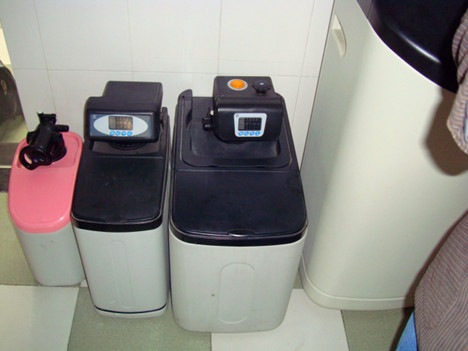 一体式家用软水器