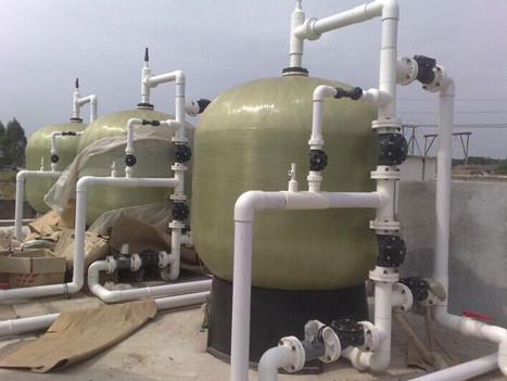 160T/h锅炉软化水设备