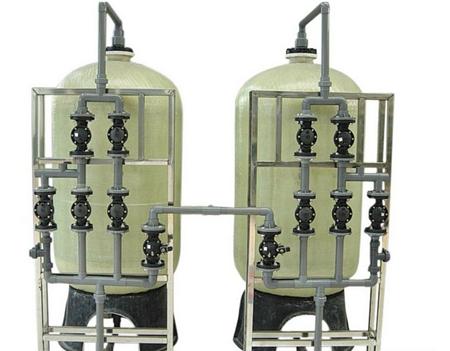 电热工业锅炉软化水设备