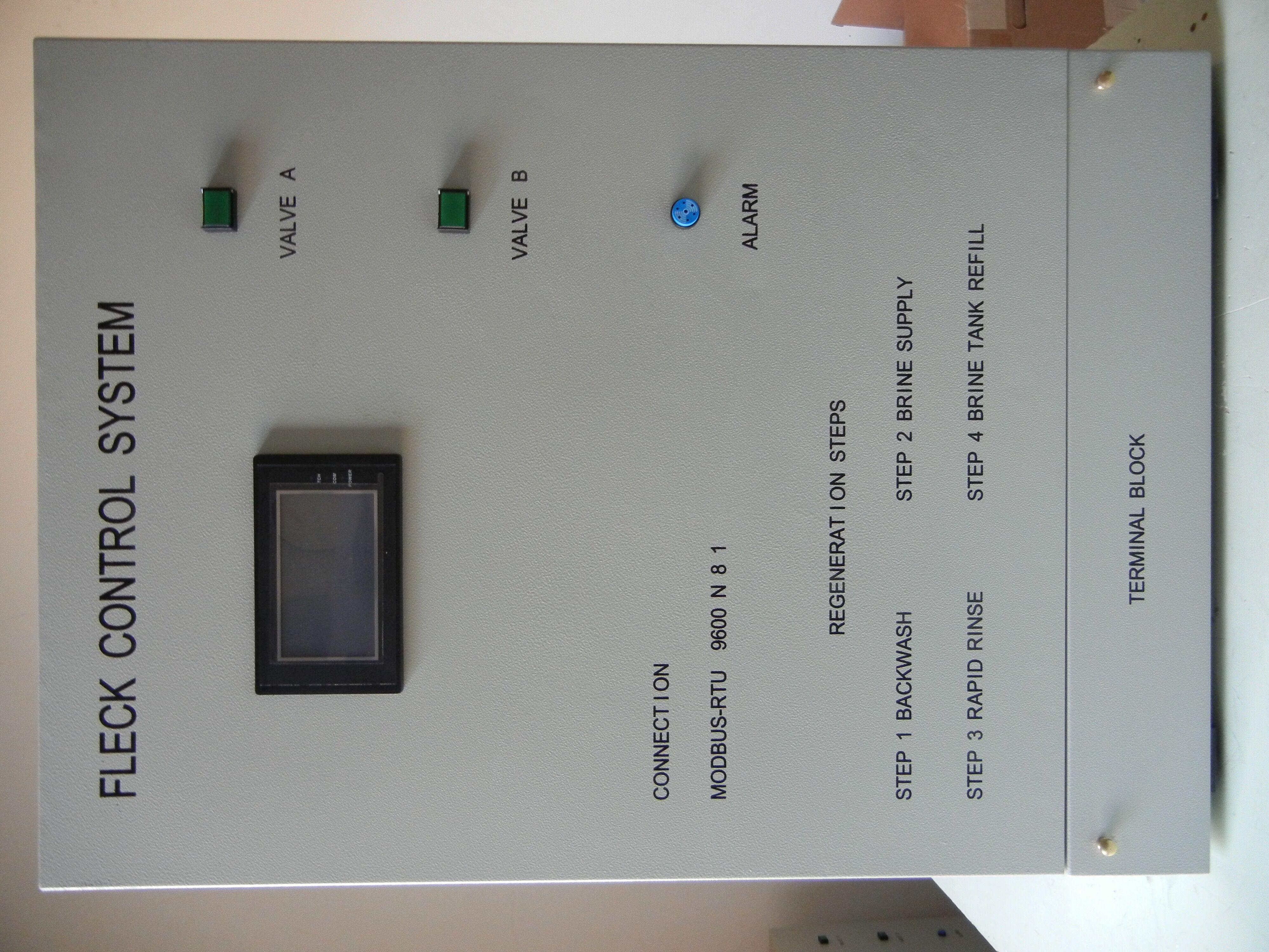 YL-90FLECK软化水 硬度在线监测控制系统