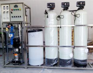 电镀清洗软化水设备