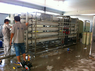 桶装水反渗透设备