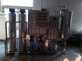 0.25T/h超纯水设备