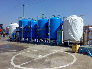 20T/h药厂纯水设备