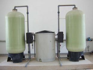 小型全自动锅炉软化水设备