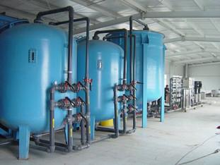 热电厂锅炉软化水设备100吨小时