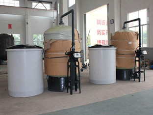 80T/H软化水设备