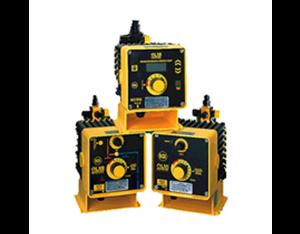 米顿罗LMI电磁驱动隔膜计量泵 B系列