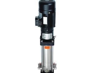 南方泵CDL,CDLF轻型立式多级离心泵-流量4L/s