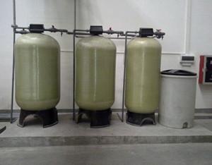 电热厂全自动锅炉软化水设备