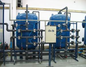 蒸汽锅炉烘干机软化水设备