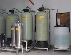 蒸汽锅炉软化水设备