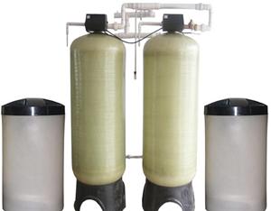 小区锅炉软水机设备