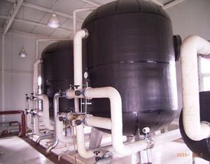 地热软化水设备