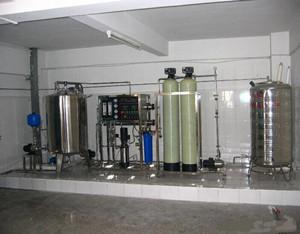 食品饮料用纯净水设备