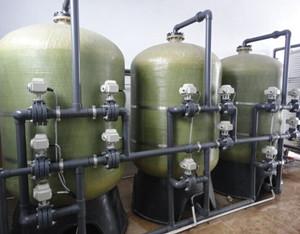 锅炉软化水设备(化工行业)