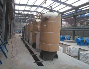 100T/h软化水设备