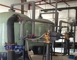 双阀双罐系统(软化水设备)
