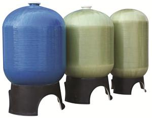 玻璃钢软化树脂罐