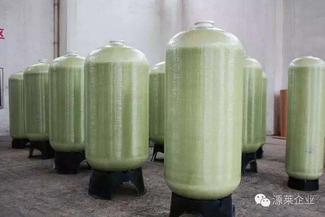 水处理玻璃钢树脂罐